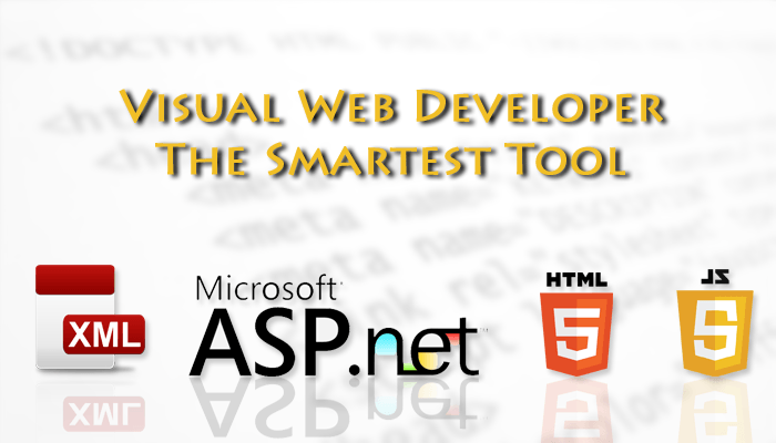 Visual Web Developer – Fuel to Drive ASP.NET Applications