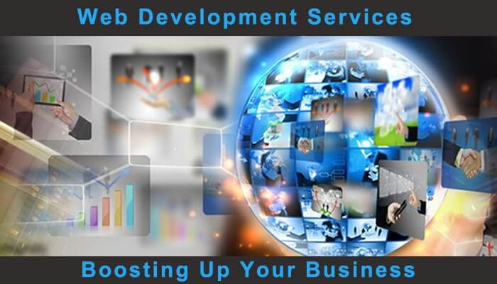 Web Development Services: Boosting up Your Business