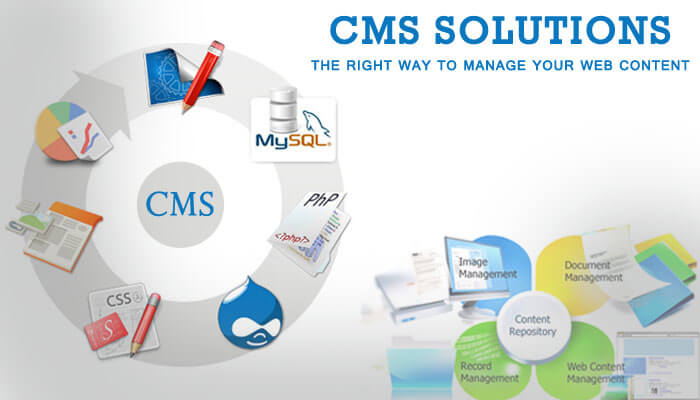 CMS Solutions: The Optimum Way to Manage Your Web Content