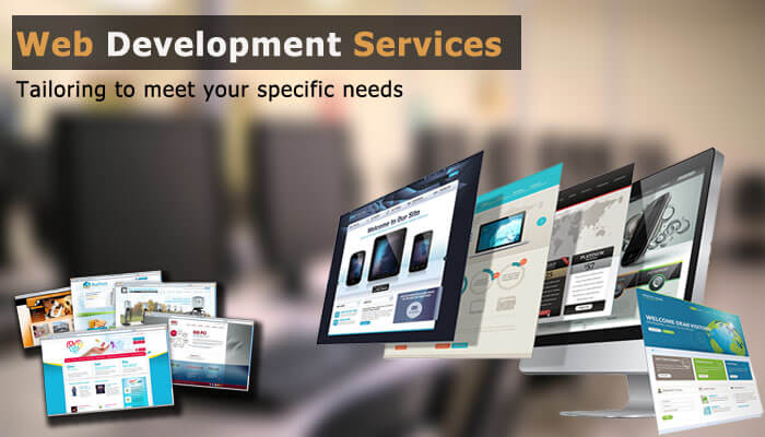 Web Development Services: Tailoring to meet your specific needs