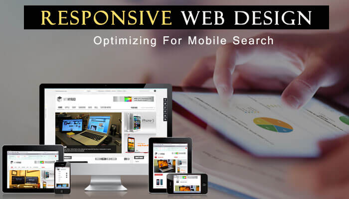 Responsive Web Design: Why & How to Optimize a Site or App for Mobile Search?