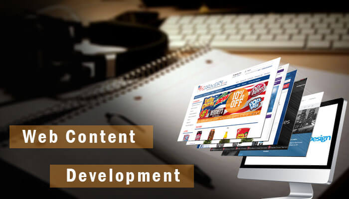 How Essential is Web Content Development for Any Business?