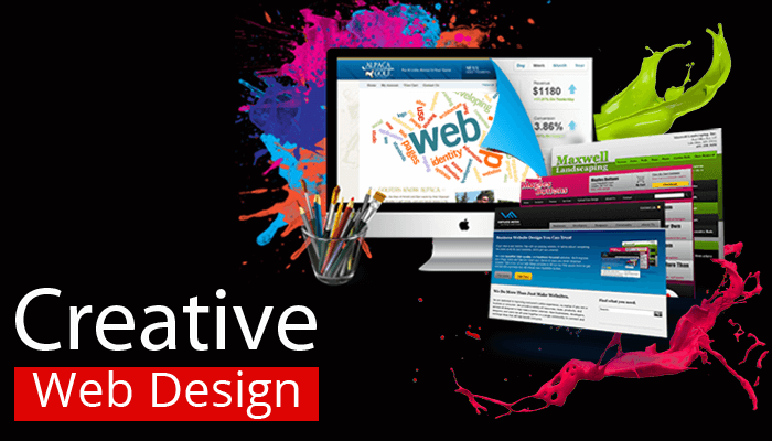 Creative Web Design:  A Way to Achieve More Success