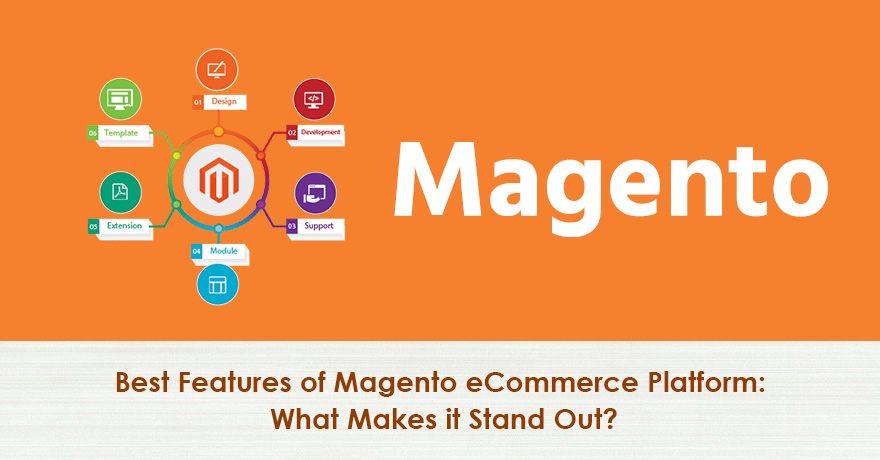 Top Features of Magento eCommerce CMS that Make Websites Stand Out
