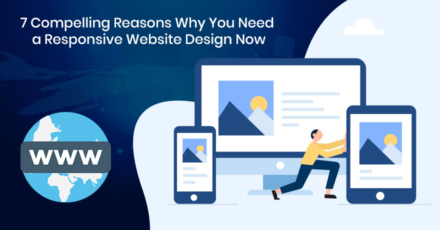 7 Points That Prove Why a Responsive Website is a Profitable Investment