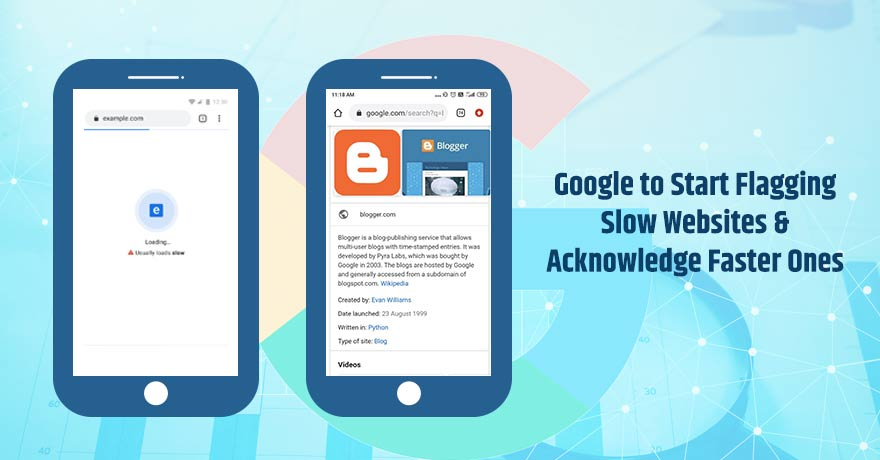 Google to Start Flagging Slow Websites & Acknowledge Faster Ones