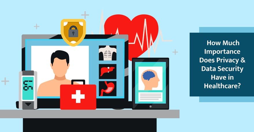 7 Key Points to Note Regarding Privacy & Data Security in Healthcare