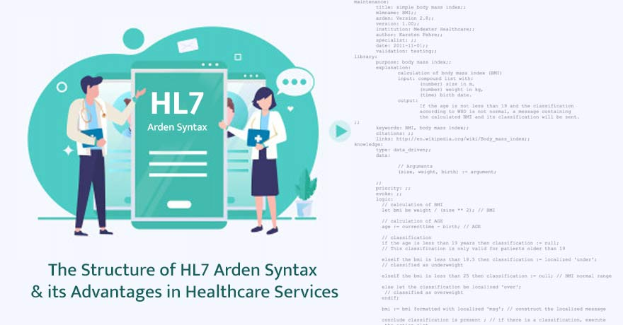 How is the HL7 Arden Syntax Benefiting the Healthcare IT Sector?
