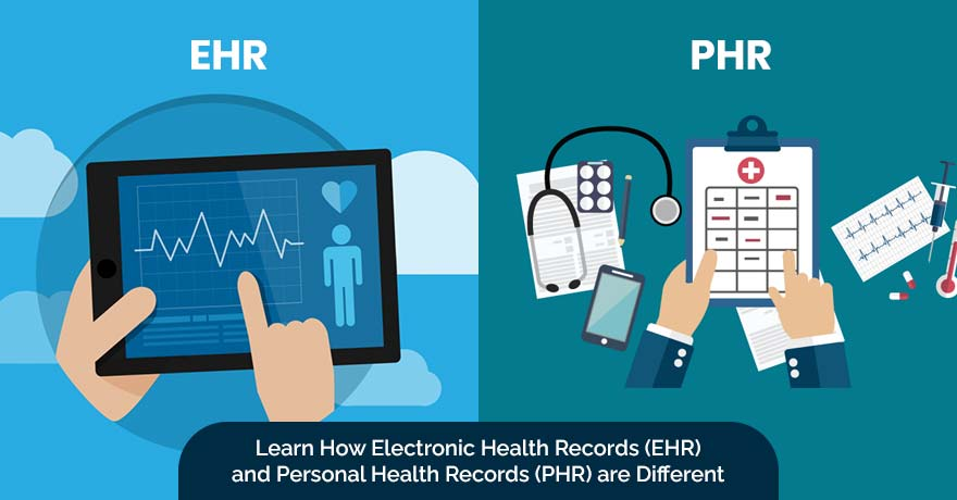 Features, Benefits & Limitations of EHR and PHR in Healthcare-Based Services