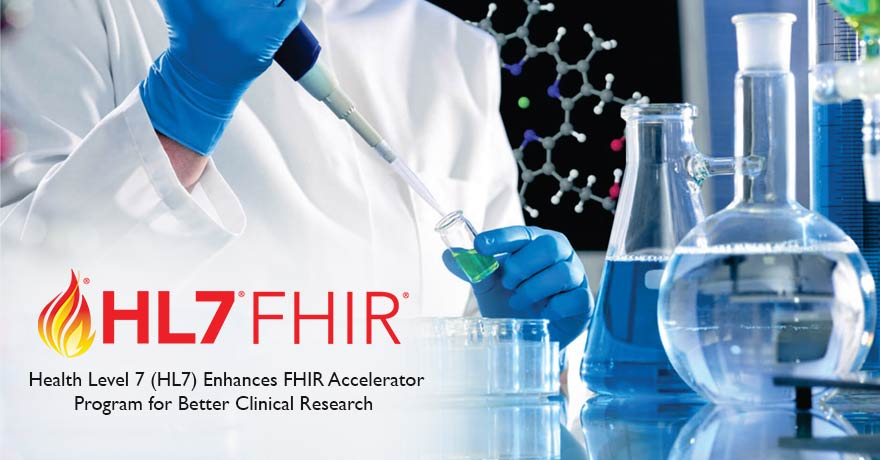 HL7 Upgrades FHIR Accelerator Program to Enhance Clinical Research
